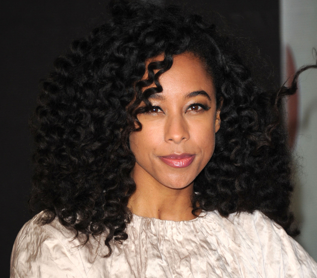 Corinne Bailey Rae Does Her Own Hair