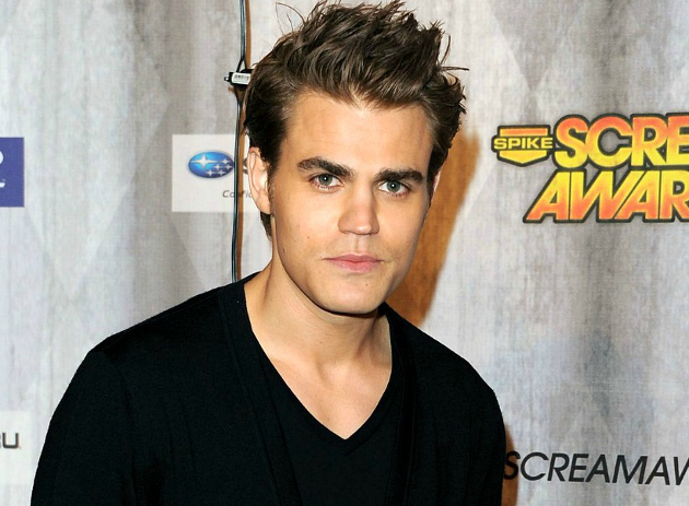 Paul Wesley Never Went To Prom