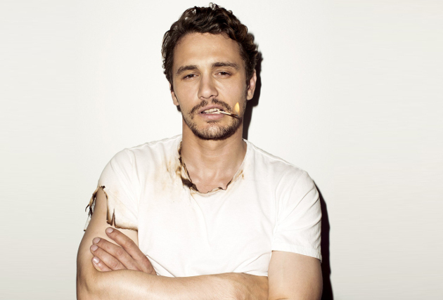 James Franco Never Went To Prom