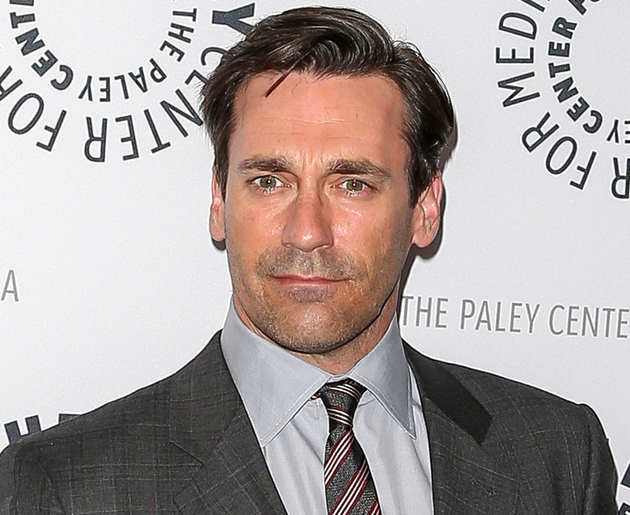 Jon Hamm Waiting Tables
