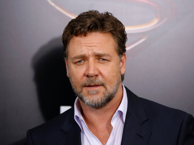 Russell Crowe Waiting Tables