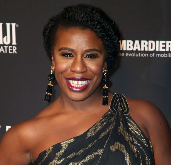 Uzo Aduba Natural Hair