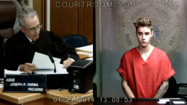Justin Bieber Drag Racing Arrest And Deposition