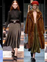 10 Big Fall 2015 Trends from Milan Fashion Week