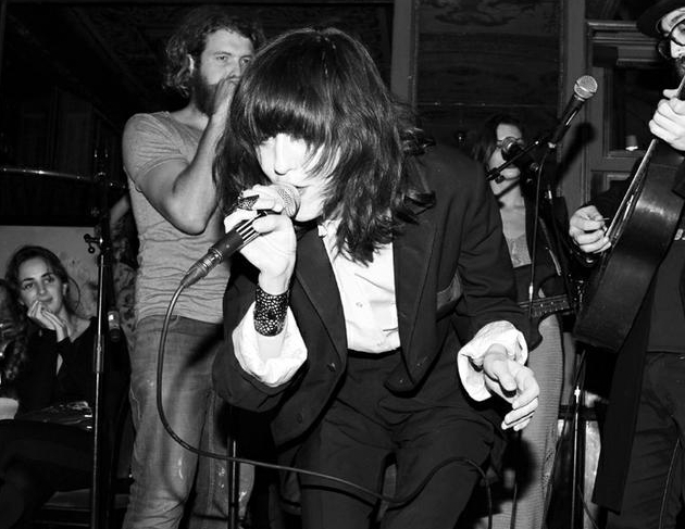 Irina Lazareanu Singing Career