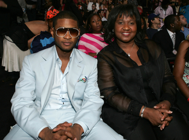 Usher Fired Manager Mom