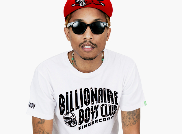 Pharrell Billionaire Boys Club