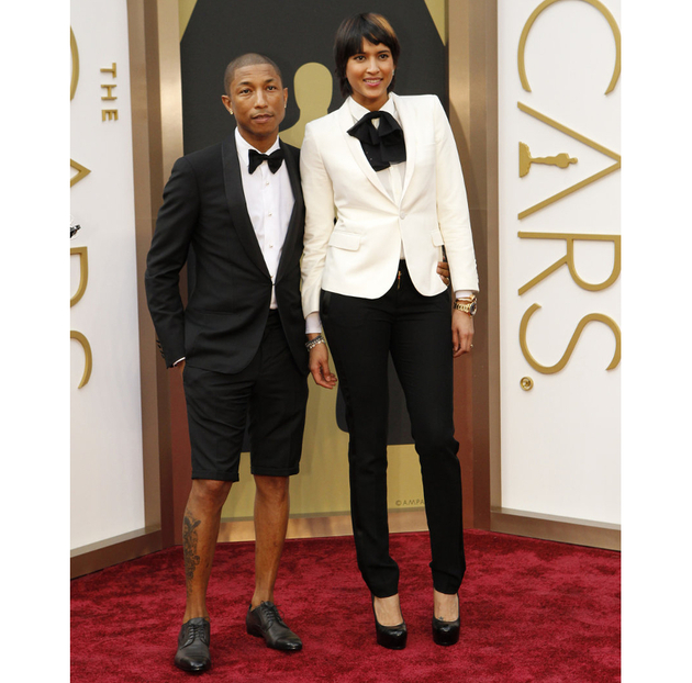 Pharrell 2014 Academy Awards