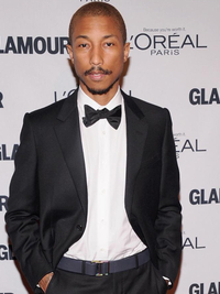 Pharrell's Most Stylish Moments