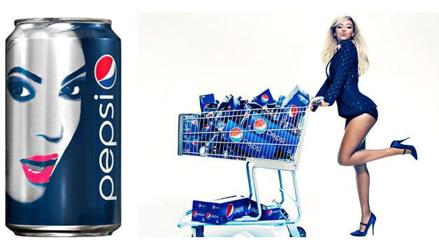 Beyonce And Pepsi 50 Million Deal