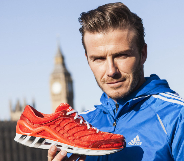 David Beckham And Adidas 150 Million Deal