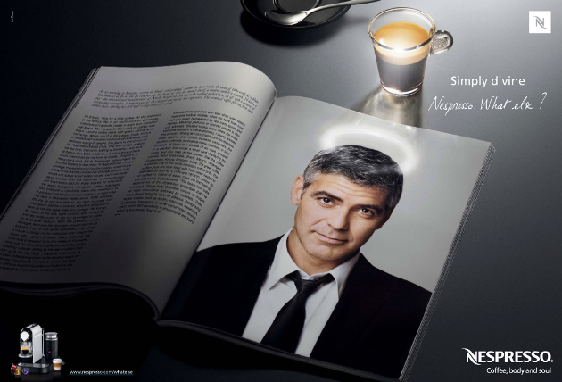 George Clooney And Nespresso 50 Million Deal