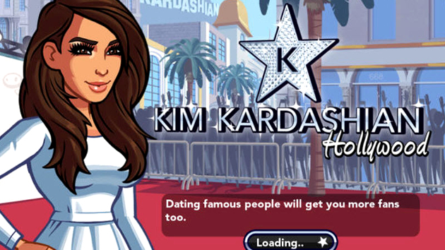 Kim Kardashian Hollywood Mobiel Game Deal