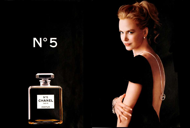 Nicole Kidman And Chanel 48 Million Deal