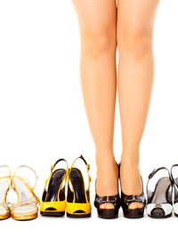 Shoe Shopping Tips for Wide Feet