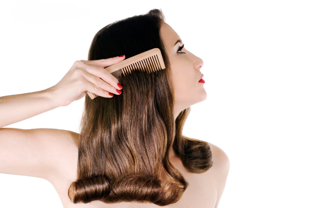100 Brush Strokes Hair Myth