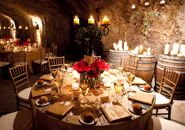 Cave Wedding Venue