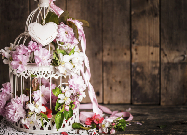 Shabby Chic Wedding Trends 2015