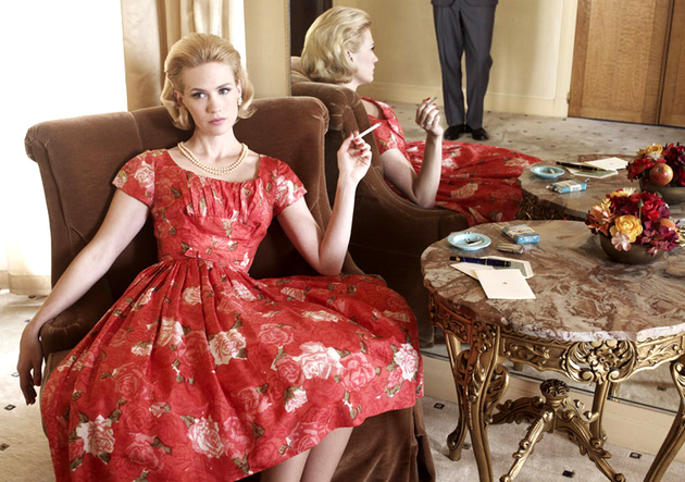 Mad Men Betty Rose Dress