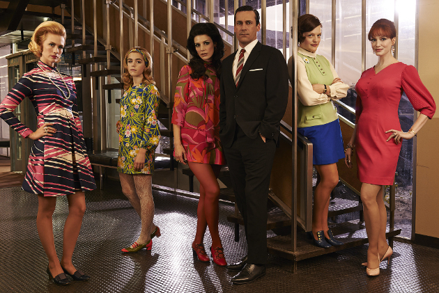 Best Looks and Fashion Moments from Mad Men