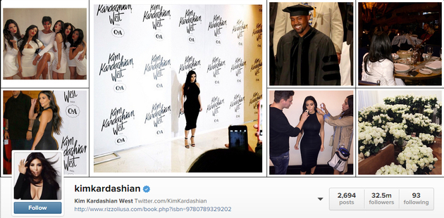 Kim Kardashian Bought Instagram Followers