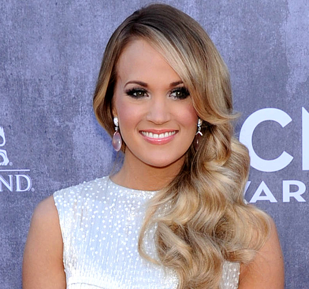 Carrie Underwood Vegan