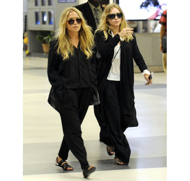 Olsen Twins Style Staple