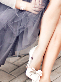 How to Wear Tulle Skirts (When You're a Grownup)