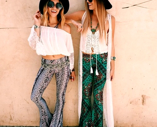 If you want your summer festival style to be on fleek, check out the latest trends for festival fashion, from retro '80s fringe to the perfect accessories.
