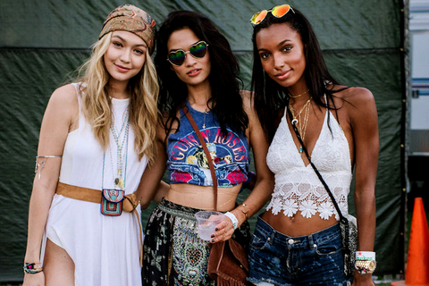 Music Festival Fashion: Trends of 2015