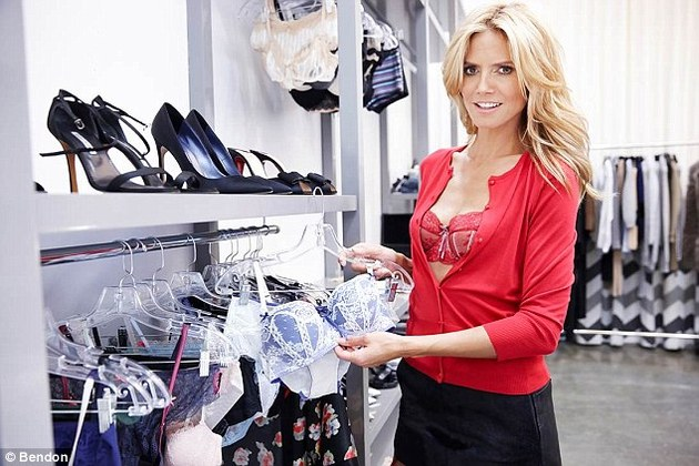 Heidi Klum Shoe Collection
