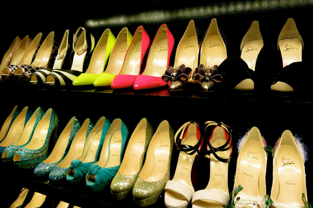 The Biggest Celebrity Shoe Collections
