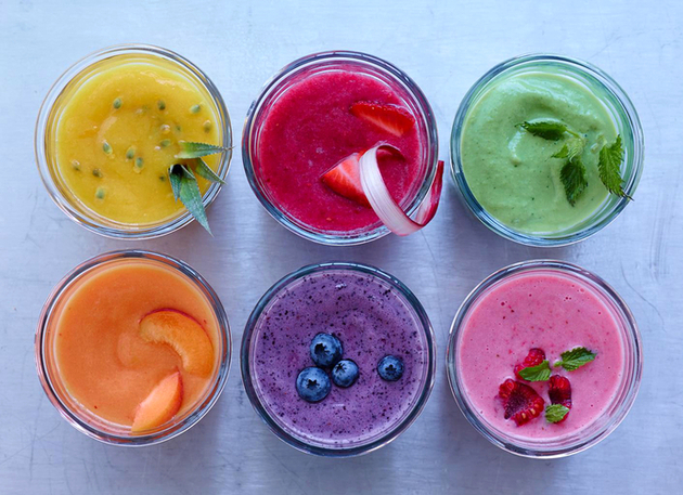 Smoothie Consistency