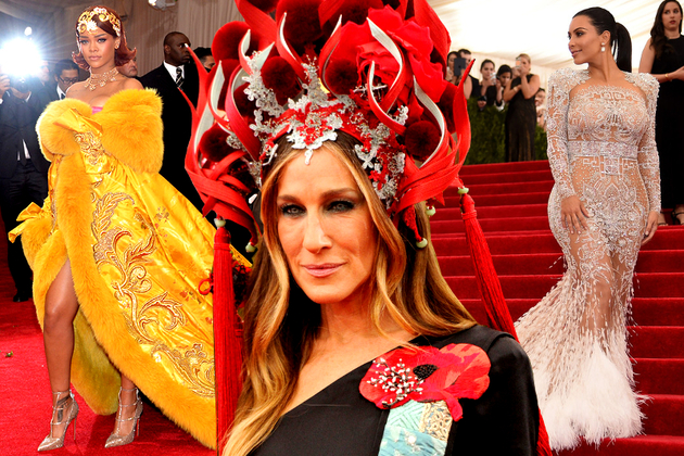 Best and Worst Met Gala 2015 Outfits