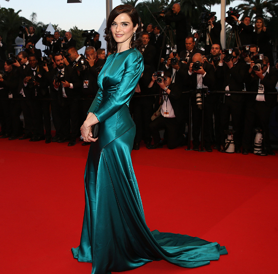 Rachel Weisz Cannes 2015 Best Dressed