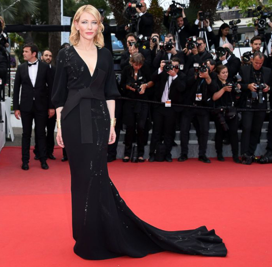 Cate Blanchett Cannes 2015 Best Dressed