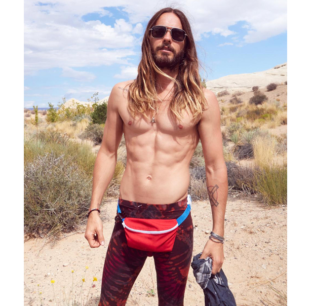 Jared Leto Fanny Pack