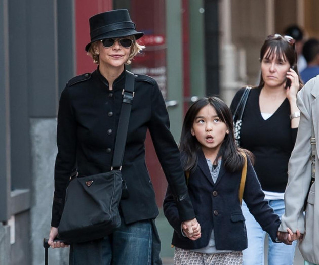 Meg Ryan Adopted Daughter