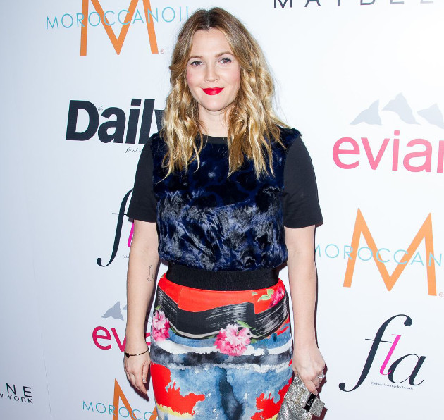 Drew Barrymore Openly Bisexual
