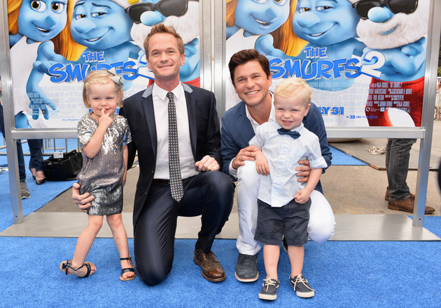 Neil Patrick Harris Surrogate Twins