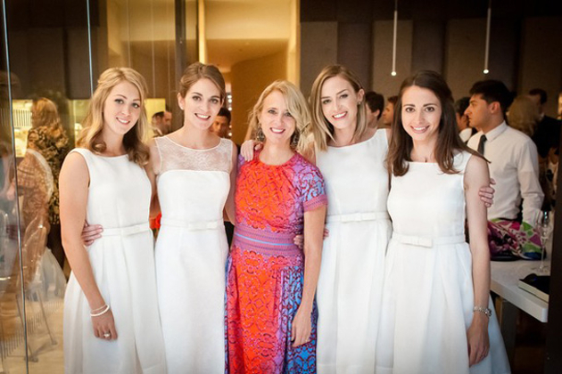 Emily Blunt Bridesmaid