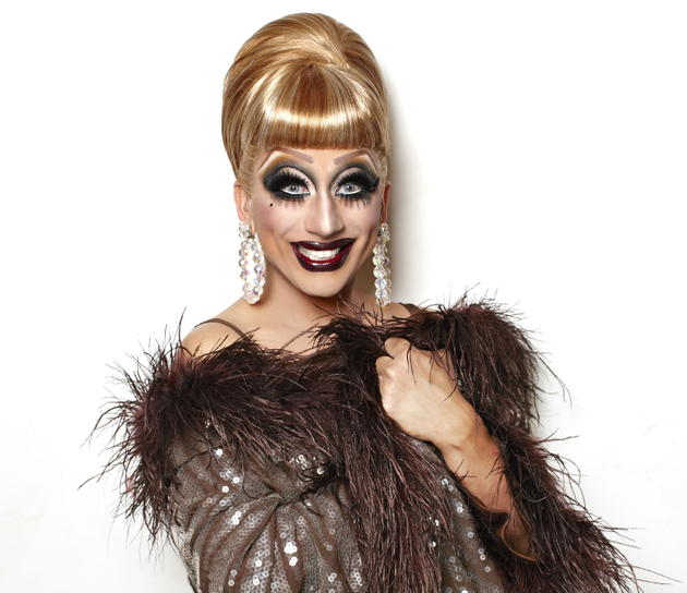 Bianca Del Rio Drag Queen Makeup Tips