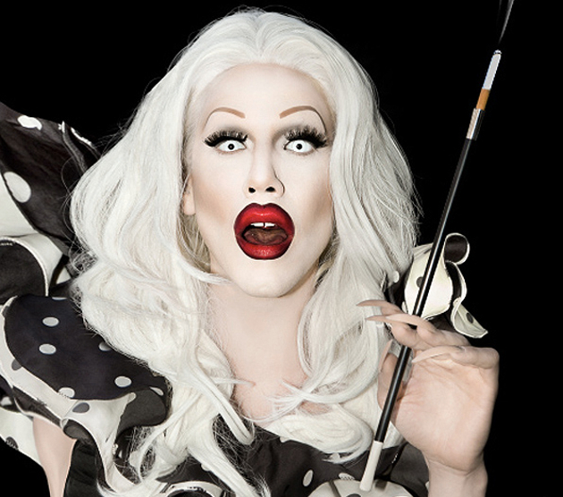 Sharon Needles Drag Queen Makeup Tips
