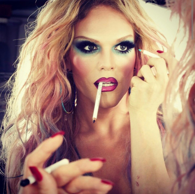 Willam Belli Drag Queen Makeup Tips