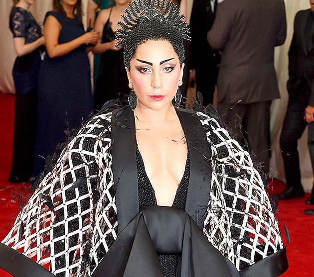 Lady Gaga Met Gala 2015 Hair And Makeup