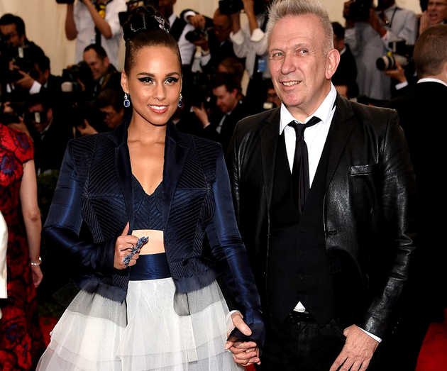 Alicia Keys Met Gala 2015 Look