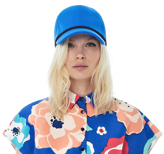 Sporty Cap Headwear Trends