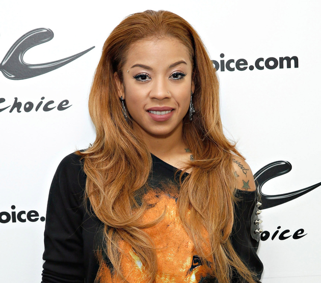 Keyshia Cole Doesnt Consider Herself Black