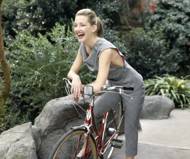 Kate Hudson Bicycle
