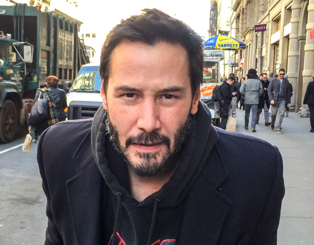 Keanu Reeves Born Abroad